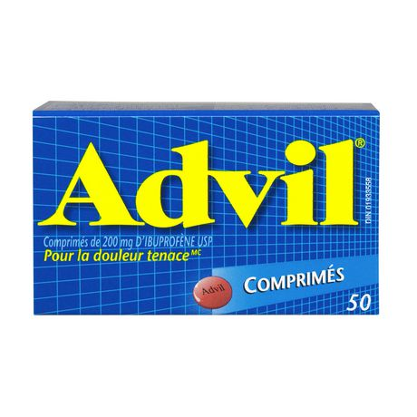 Advil Tablets 50's - image 2 of 2