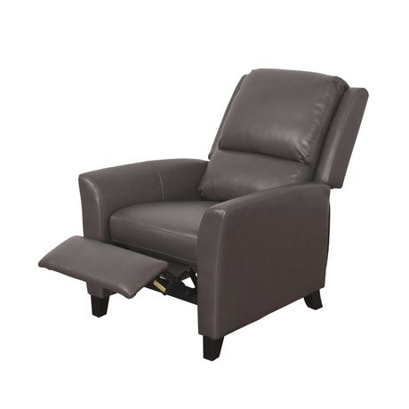 CorLiving Kate Bonded Leather Recliner - image 3 of 6