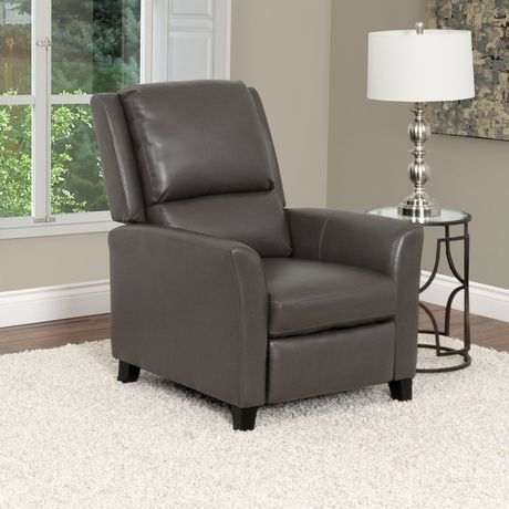 CorLiving Kate Bonded Leather Recliner - image 4 of 6