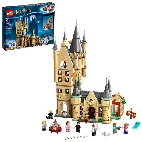 Ensemble de construction La tour d'astronomie de Poudlard par Lego <em>Harry Potter</em>