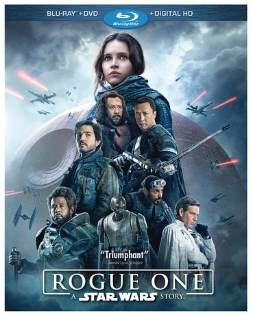 Rogue One: A Star Wars Story (Blu-ray + DVD + Digital HD) - image 1 of 1
