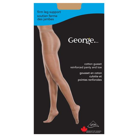 **SALE** 3 x Value Pack Glossy Pantyhose 3 pack Re-inforced Panty /& Toe