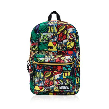 c015c5ad6d Marvel Classic Marvel Comics Backpack - image 1 of 4 ...