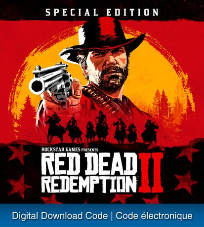 PS4 Red Dead Redemption 2 Special Edition [Download] - image 1 of 1
