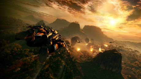 Just Cause 4 Gold Edition (PS4) - image 8 de 9