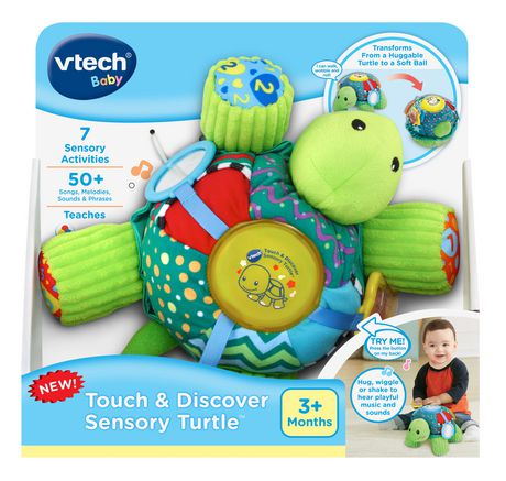 VTech® Touch & Discover Sensory Turtle™ - English Version - image 4 of 8