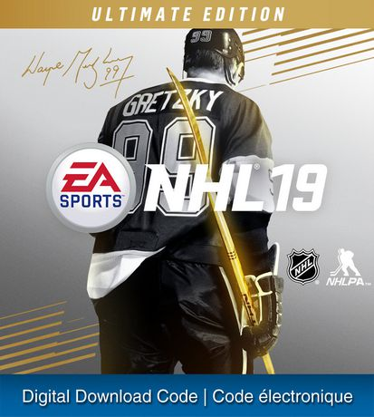 PS4 NHL 19 ULTIMATE EDITION [Download] - image 1 of 1