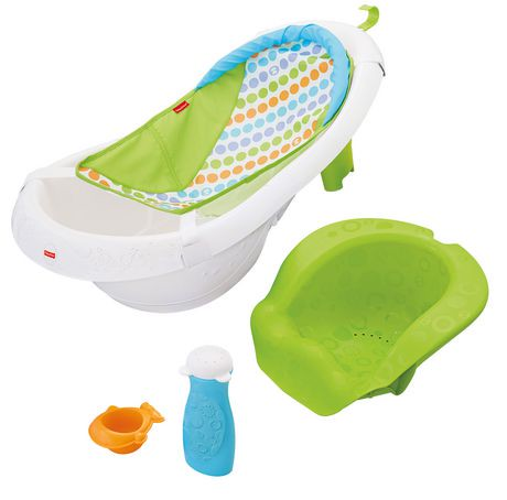 Fisher-Price 4-in-1 Sling 'n Seat Tub | Walmart Canada