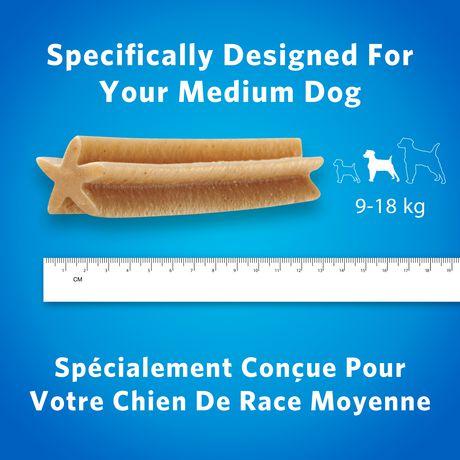DentaLife Chews, Dental Dog Treats for Medium Breed Dogs - image 6 of 9