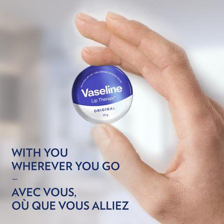 Vaseline Lip Therapy Original  17g - image 7 of 7