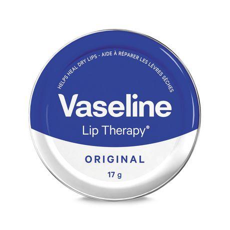 Vaseline Lip Therapy Original  17g - image 2 of 7