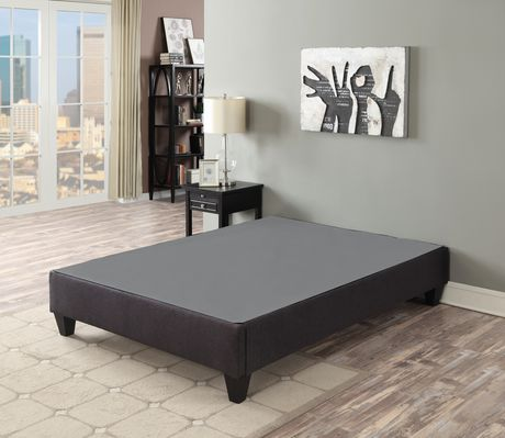 Primo International Carter Upholstered Platform Bed Base