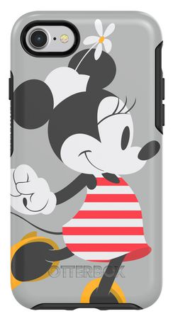 Otterbox Symmetry Case for iPhone 8/7 Disney Minnie Str - image 1 of 2