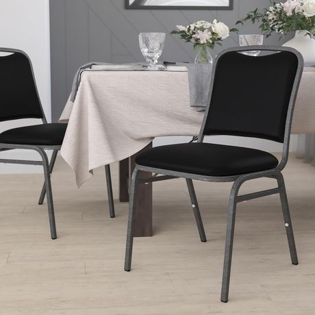 Flash Furniture Hercules Series Stacking Banquet Chair In