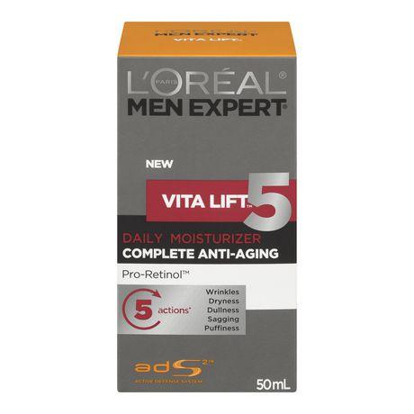 loreal men expert vita lift 5