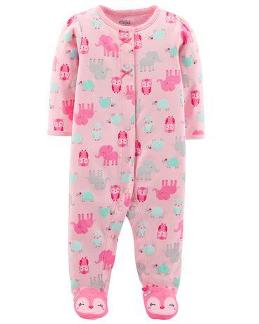 6ea40197e8bbc Tenue avec pyjama-grenouillère pour nouveau-née fille Child of Mine made by  Carter s ...