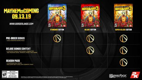 Borderlands 3 Super Deluxe Edition (PS4) - image 3 of 9