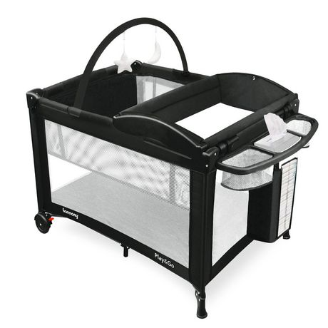 Harmony Play & Go All-in-One Playard - image 1 of 9