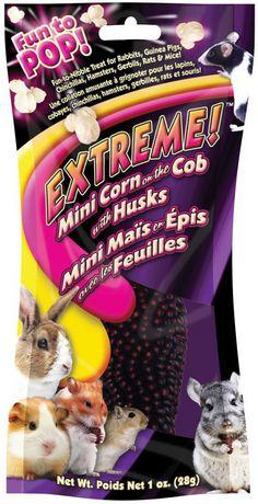 Extreme!™ Mini Maïs sur l'épi avec des balles pour les petits animaux - image 1 de 5