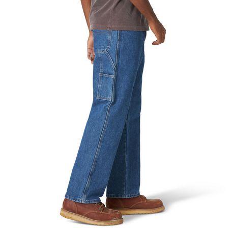 Wrangler Rustler Men's Carpenter Jeans - image 2 of 9
