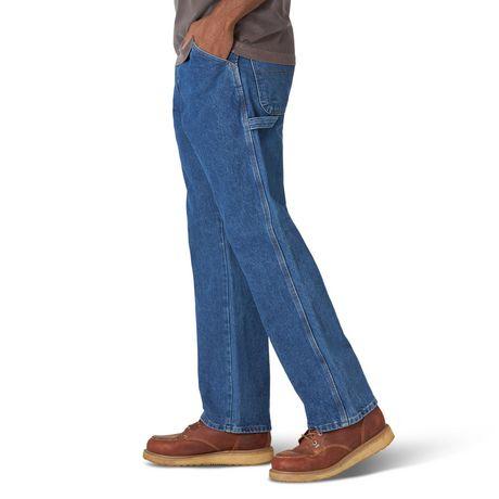 Wrangler Rustler Men's Carpenter Jeans - image 3 of 9