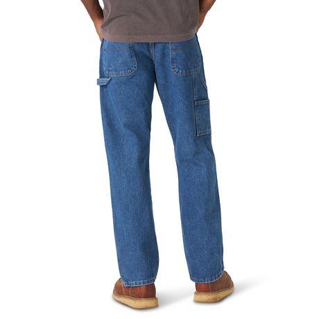 Wrangler Rustler Men's Carpenter Jeans - image 4 of 9