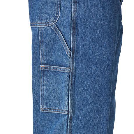 Wrangler Rustler Men's Carpenter Jeans - image 5 of 9