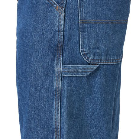 Wrangler Rustler Men's Carpenter Jeans - image 6 of 9