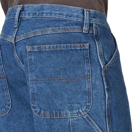 Wrangler Rustler Men's Carpenter Jeans - image 7 of 9