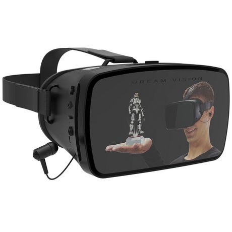 cb9579990d2 Tzumi Dream Vision Pro Virtual Reality Smartphone Headset - image 1 of 6 ...