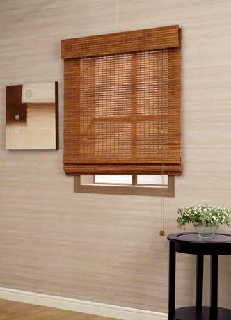 Bamboo Stores en Bambou Rollo Stores Romains en Bambou Stores Stores en Bois Fen/être Verticale avec Cordon Dombrage V/énitien Personnalisable Noir Disponible en Diff/érentes Tailles Size : 50X150CM