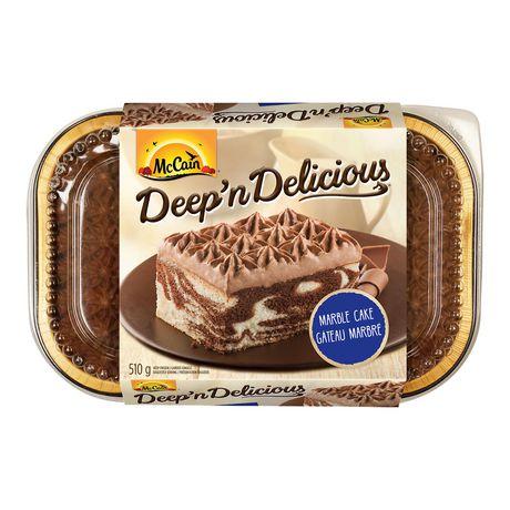 McCain Deepn Delicious Marble Cake