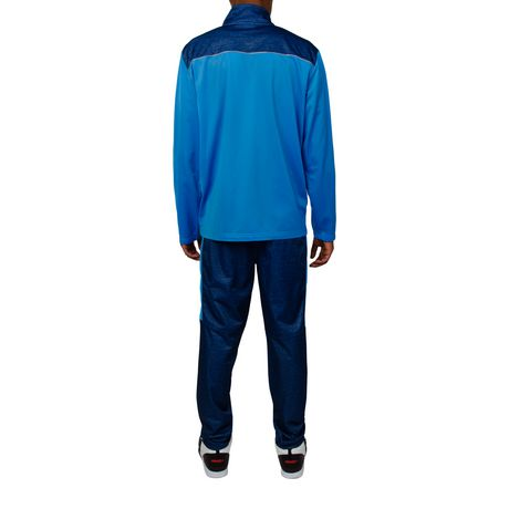AND1 Mens 2 Piece Buzzer Beater Track Suit Size Large OKC Blue New