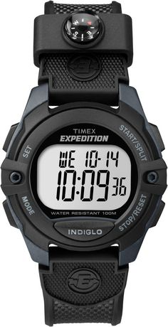 Timex® Expedition® Men's Digital Watch - image 1 of 2