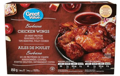 Frozen Chicken Wings Walmart
