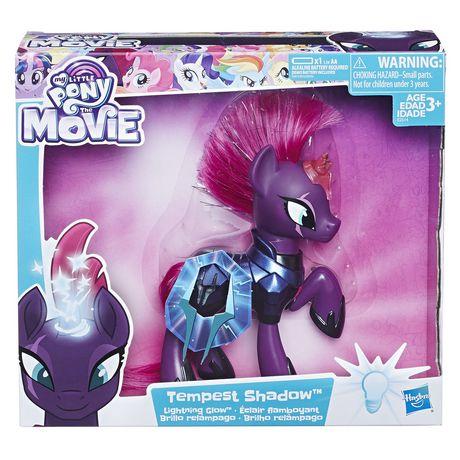 Mon petit poney : Le film - Tempête Éclair flamboyant - image 1 de 4