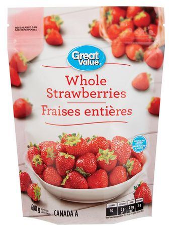 Great Value Frozen Strawberries - image 1 of 2