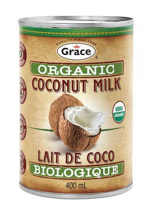 Grace Organic Coconut Milk - image 1 of 3