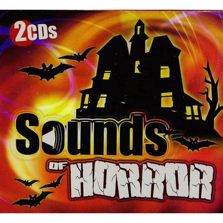 Various Artists - Halloween Sounds Of Horror (2CD)   Walmart Canada