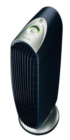 Honeywell Tower Air Purifier with Permanent Filter HFD120QC