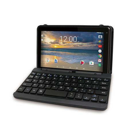 "RCA 7"" Android Tablet with Keyboard 
