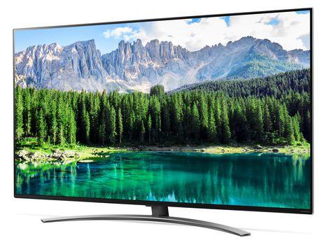 "LG Electronics 55SM8600 NanoCell 55"" 4K Ultra HD Smart LED TV (2019) - image 2 of 6"