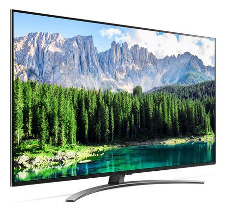 "LG Electronics 55SM8600 NanoCell 55"" 4K Ultra HD Smart LED TV (2019) - image 4 of 6"