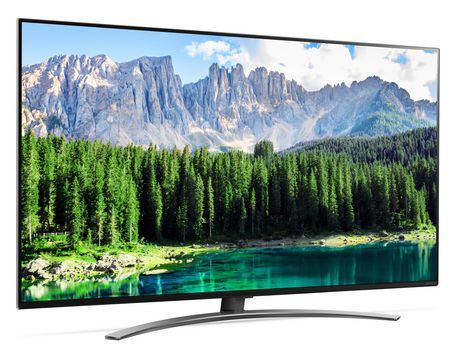 "LG Electronics 55SM8600 NanoCell 55"" 4K Ultra HD Smart LED TV (2019) - image 5 of 6"