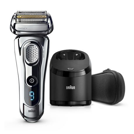 Braun Series 9 9295CC Electric Shaver with Clean & Charge Station - image 1 of 6