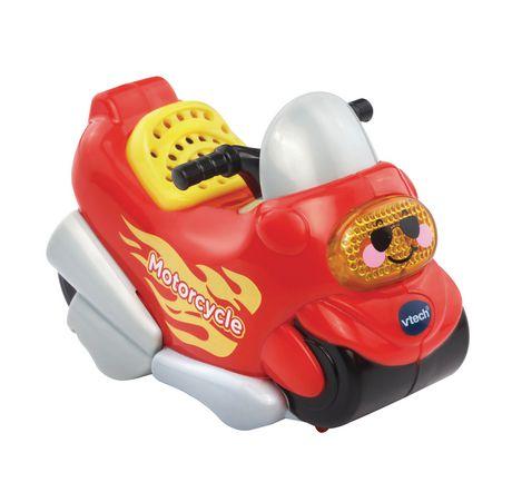 VTech Marvin, moto rapido Tut Tut Bolides - Version anglaise - image 1 de 2
