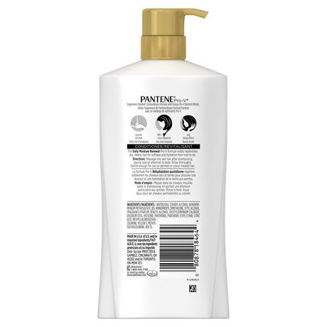 Pantene Pro-V Daily Moisture Renewal Hydrating Conditioner - image 2 of 4