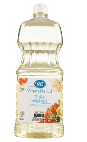 Great Value Vegetable Oil - image 1 of 2