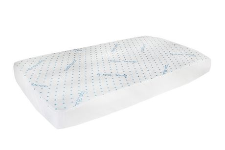 Protege matelas oops cool touch de simmons - Matelas simmons back touch ...
