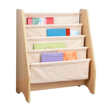 sling bookshelf natural walmart canada. Black Bedroom Furniture Sets. Home Design Ideas